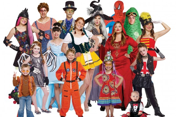 Some suggestions about Halloween Costumes