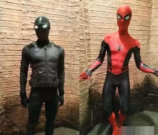 Spiderman costume cosplay