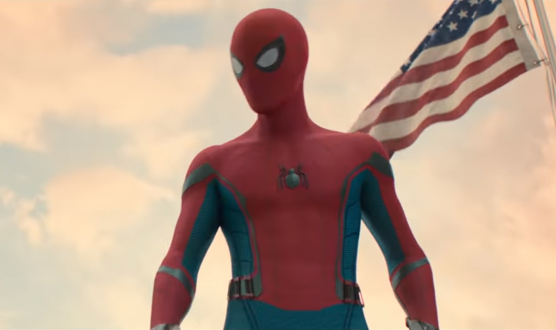 high-quality Spider-Man suit